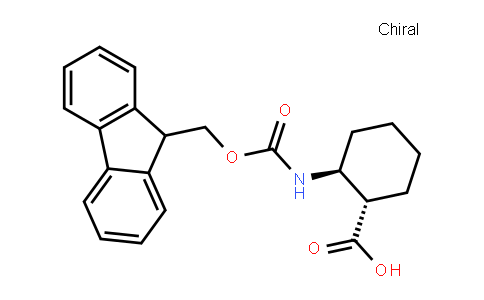 Fmoc-(1S,2S)-2-Aminocyclohexane Carboxylic Acid