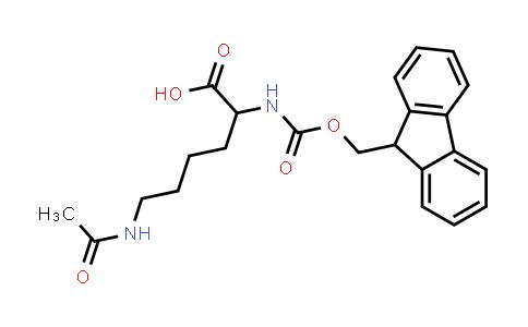 Fmoc-D-Lys(Ac)-OH