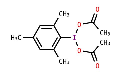 Diacetoxy(2,4,6-trimethylphenyl)iodine