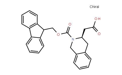 Fmoc-(R)-2-Tetrahydroisoquinolineacetic Acid