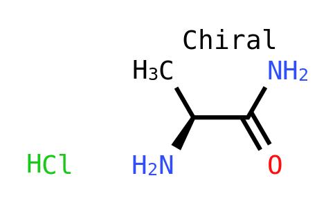 (2S)-2-aMinopropanamide hydrochloride