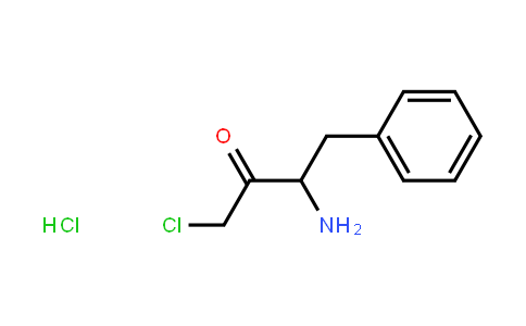 3-aMino-1-chloro-4-phenylbutan-2-one hydrochloride