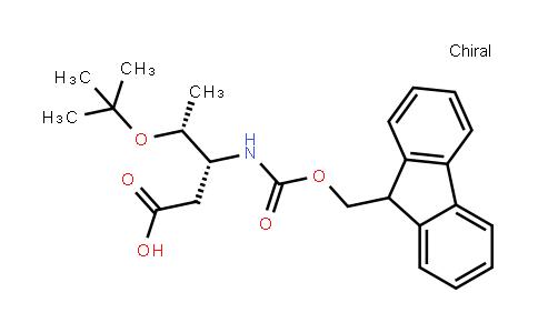 Fmoc-(R,R)-β-HThr(t-Bu)-OH