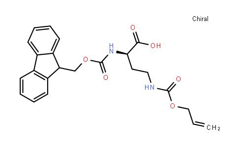 Fmoc-D-Dab(alloc)-OH