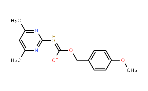 p-Methoxybenzyl S-(4,6-Dimethylpyrimidin-2-yl)thiocarbonate