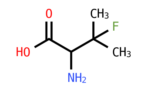 2-aMino-3-fluoro-3-methylbutanoic acid
