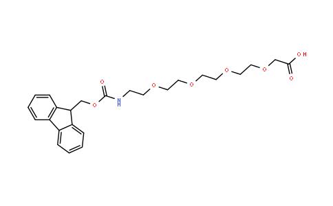 Fmoc-NH-PEG4-CH2COOH