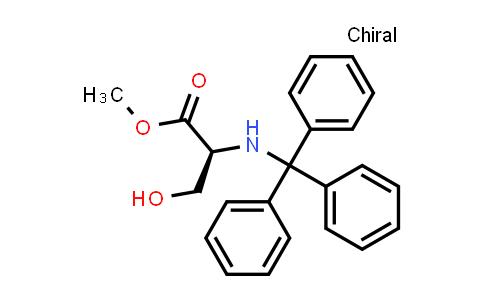 N-Trityl-L-serine methyl ester