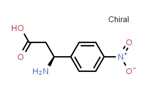 (S)-3-aMino-3-(4-nitro-phenyl)-propionic acid