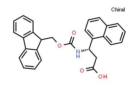 (3S)-3-(9H-Fluoren-9-ylmethoxycarbonylamino)-3-naphthalen-1-ylpropanoic acid