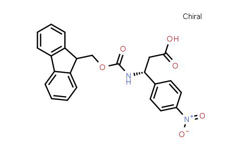 Fmoc-D-β-Phe(4-NO2)-OH