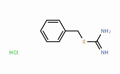 2-Benzyl-2-thiopseudourea hydrochloride