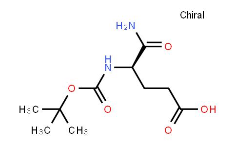 Boc-D-Glu-NH2