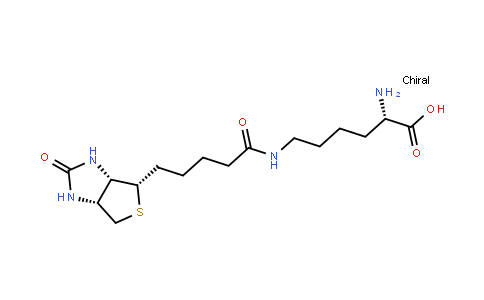 N'-Biotinyl-L-Lysine