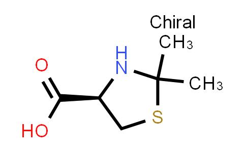 (4R)-2,2-dimethyl-4-thiazolidinecarboxylic acid