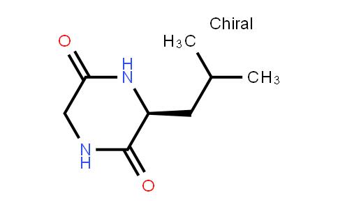 Cyclo(L-leucylglycyl)