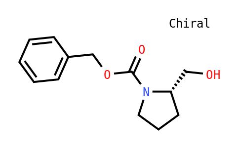 N-Benzyloxycarbonyl-L-prolinol