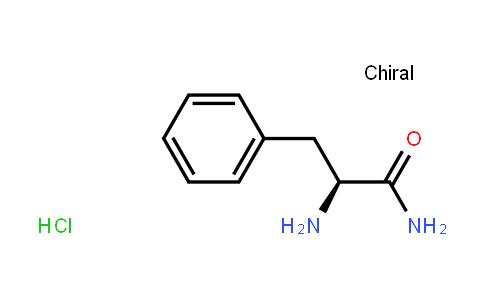 L-phenylalaninamide hydrochloride