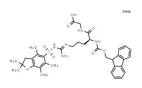 Fmoc-Arg(Pbf)-Gly-OH