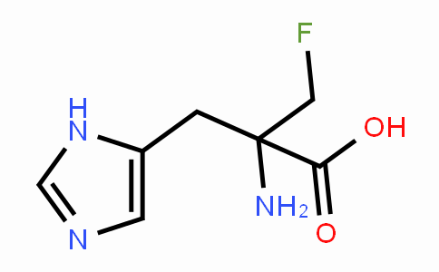 A-(fluoromethyl)histidine