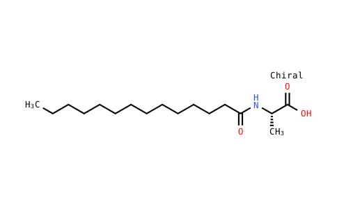N-Tetradecanoyl-L-alanine