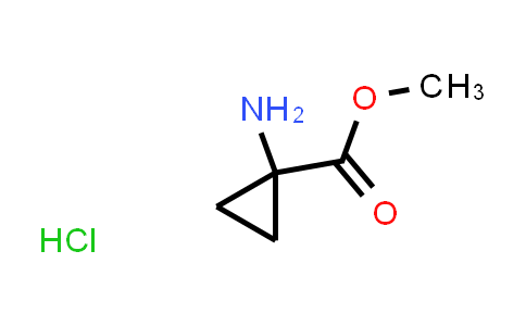 Methyl 1-aminocyclopropanecarboxylate HCl