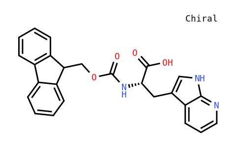 Fmoc-L-7-Azatryptophan