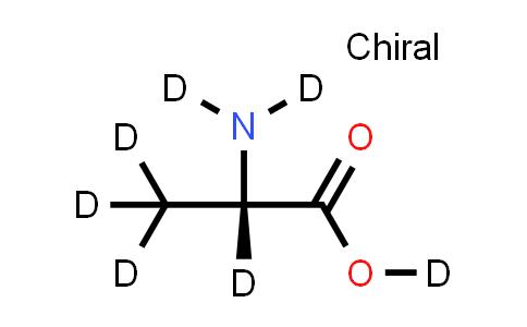 L-alanine-d7 (9ci)