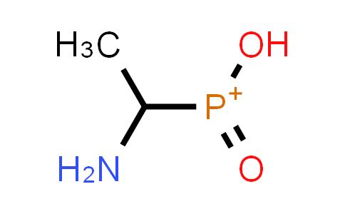 1-aMinoethyl-hydroxy-oxophosphanium