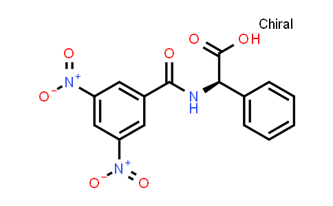 (R)-(-)-N-(3,5-Dinitrobenzoyl)-Alpha-Phenylglycine
