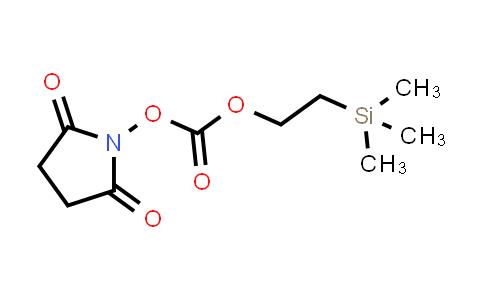 (2,5-Dioxopyrrolidin-1-YL) 2-trimethylsilylethyl carbonate