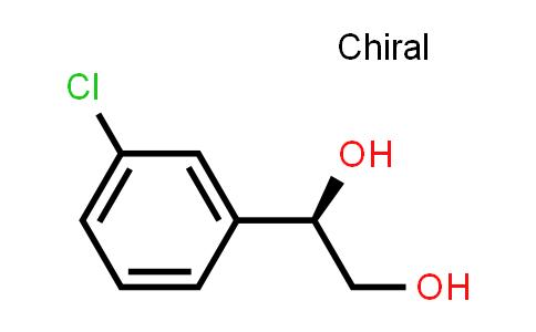 (1R)-1-(3-Chlorophenyl)ethane-1,2-diol