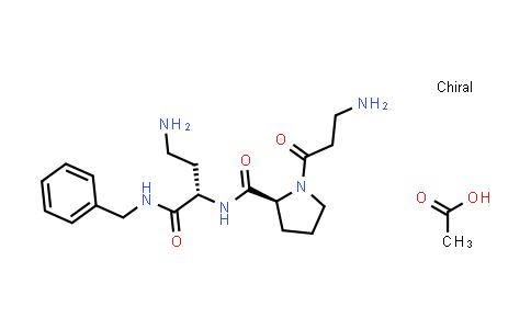 Dipeptide Diaminobutyroyl Benzylamide Diacetate