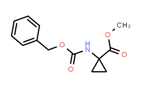 Methyl 1-(phenylmethoxycarbonylamino)cyclopropane-1-carboxylate