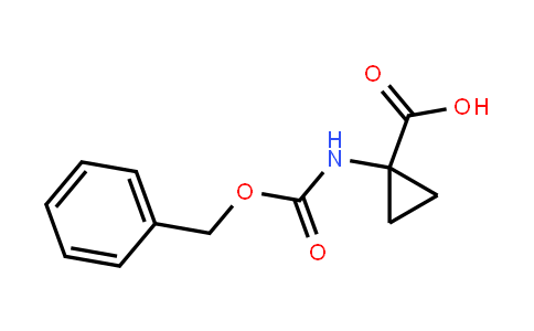 1-(Cbz-amino)- cyclopropanecarboxylic Acid