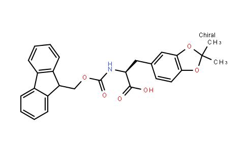 Fmoc-DOPA(acetonide)-OH