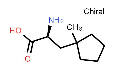 (S)-2-aMino-3-(1-methylcyclopentyl)propanoic acid