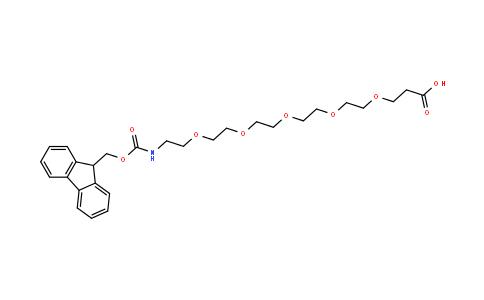 Fmoc-NH-PEG5-CH2CH2COOH