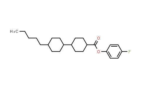 4-Fluorophenyl trans,trans-4'-Pentylbicyclohexyl-4-carboxylate