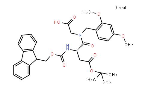 Fmoc-asp(otbu)-(dmb)gly-oh
