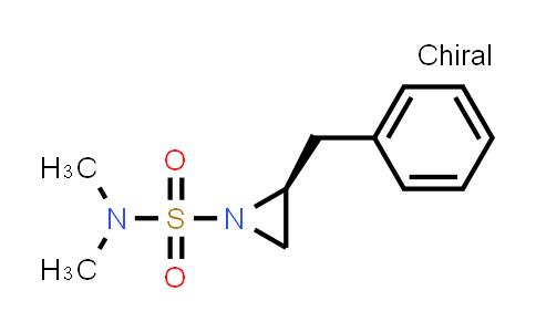 N,N-dimethyl-2-benzyl-(2S)-1-aziridinesulfonamide