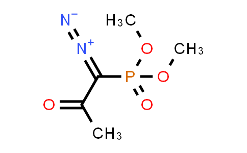 Dimethyl (1-diazo-2-oxopropyl)phosphonate