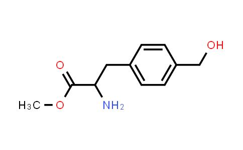 Methyl 2-amino-3-[4-(hydroxymethyl)phenyl]propanoate