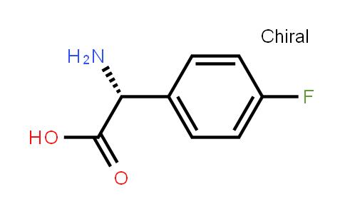 (2R)-2-amino-2-(4-fluorophenyl)acetic acid