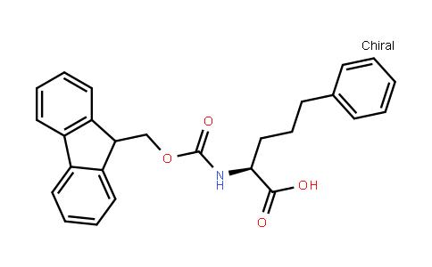 FMOC-L-2-AMINO-5-PHENYL-PENTANOIC ACID