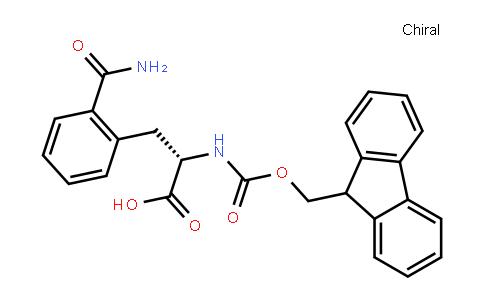 Fmoc-L-2-Carbamoylphenylalanine