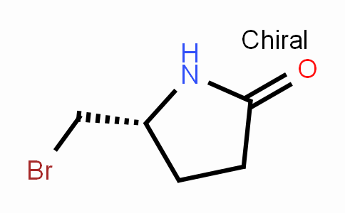 (5R)-5-(bromomethyl)pyrrolidin-2-one