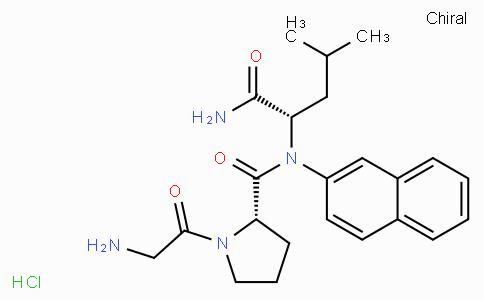 H-Gly-Pro-Leu-β-NA.HCl