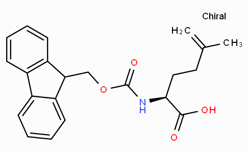 Fmoc-5,6-Dehydrohomoleucine