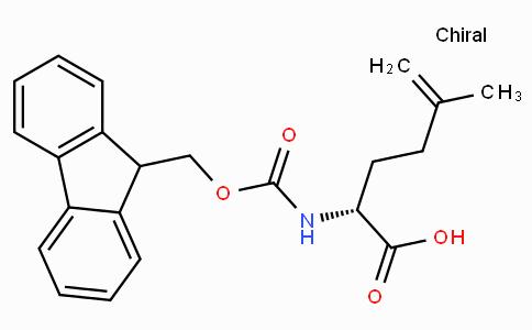 Fmoc-D-5,6-Dehydrohomoleucine
